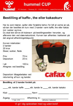 Kaffe, the eller kakao